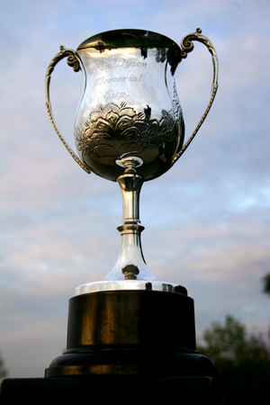 The Colin Dyson Memorial Trophy