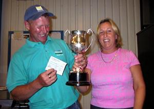 2003 Winner Clive Munslow