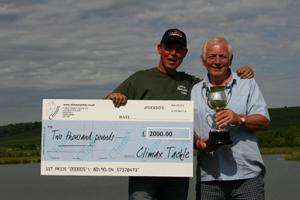 2006 Winner Kev Parkes