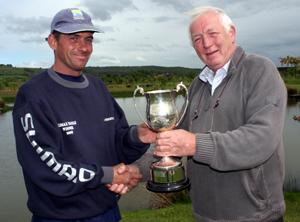 2009 Winner Richard Wardle