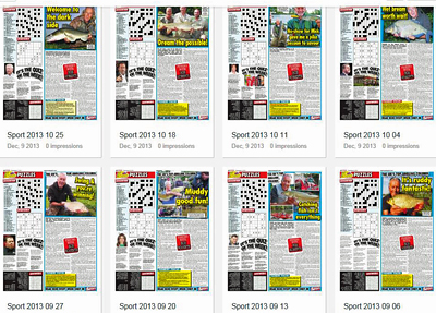 Issuu Sport Articles