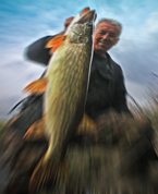 Pike blur