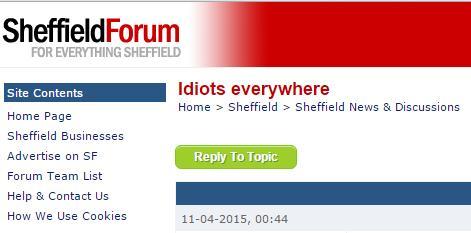 Sheffield Idiots