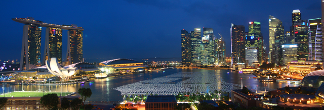 Singapore Hotel View