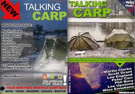 Talk Carp
