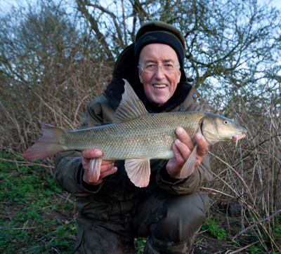 Winter Barbel