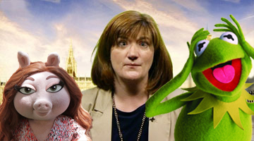 nicky morgan muppet