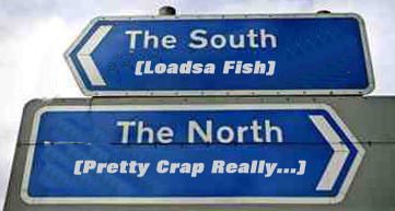 Does This North / South Divide Really Exist?