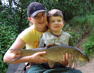 tb2 Joe's 1st barbel