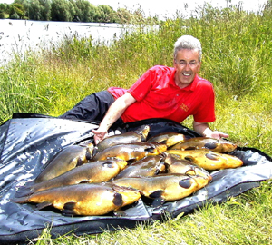 We Didn't Catch Tench Like This In Those days