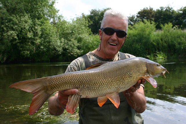 Opening Day Barbel